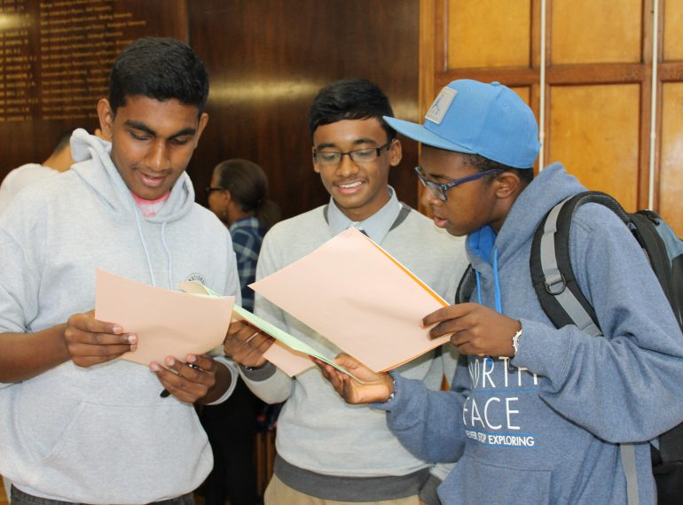 A* grades top 60% for the third consecutive year