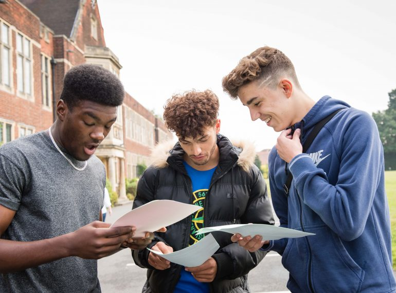 Very strong GCSE results extend Queen Elizabeth's School's  consistent record of success at the highest level