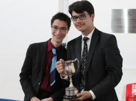 Champions! Broughton are leading House for 2018–19