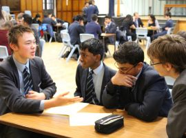Quiz brings out ruthless, competitive streak…and that's just the teachers