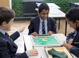 Celebrating the revival of clubs at QE