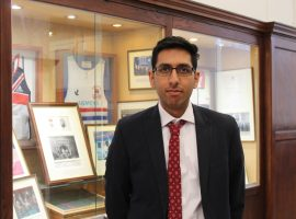 Arnav named among Britain's best young biologists