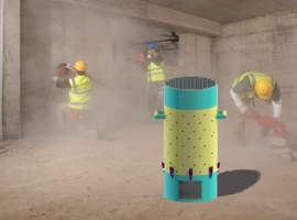 Construction industry awards: could QE team clean up again with their dust-removing invention?