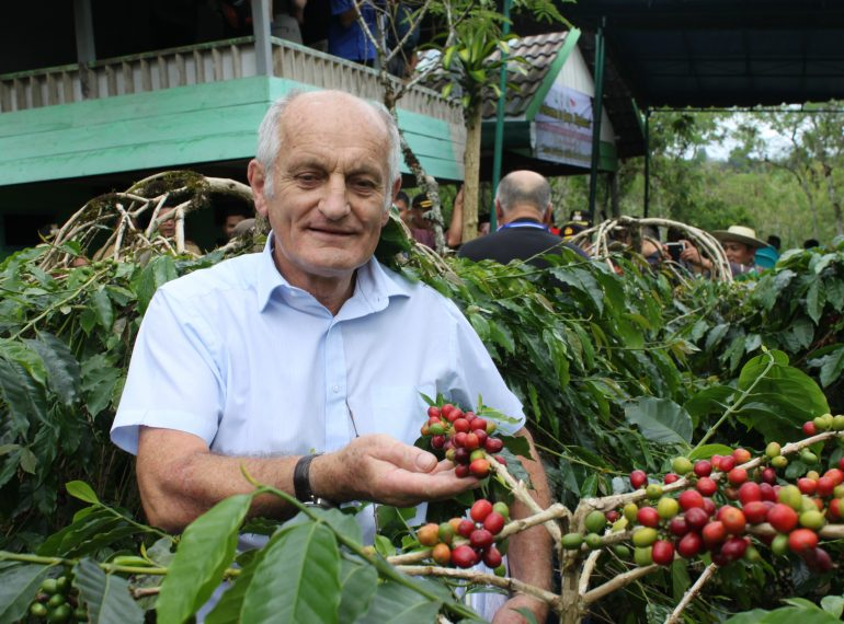 Creating a better coffee world!