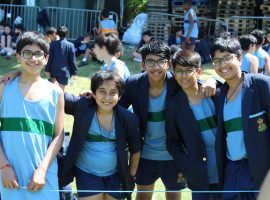 Down to the wire! Champion House announced at end-of-year assembly